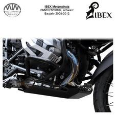 IBEX Motorschutz BMW R1200GS 08-12 schwarz