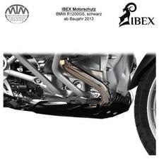 IBEX Motorschutz BMW R1200GS 13- schwarz