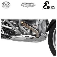 IBEX Motorschutz BMW R1200GS 13- Silber