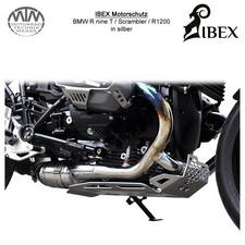 IBEX Motorschutz silber BMW R nine T/Scrambler/R1200R/GS
