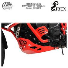 IBEX Motorschutz BMW F650 F700 F800GS 08-16 rot