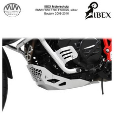IBEX Motorschutz BMW F650/700/800 GS 08-16 silber