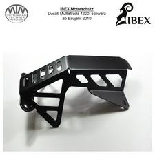 IBEX Motorschutz Ducati Multistrada 1200 10- Schwarz