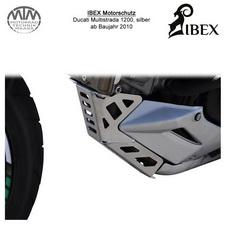 IBEX Motorschutz Ducati Multistrada 1200 10- silber