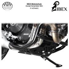IBEX Motorschutz Ducati Scrambler 800 schwarz