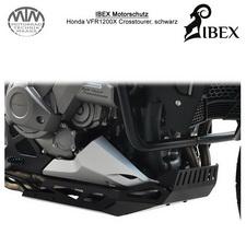 IBEX Motorschutz Honda VFR1200X Crosstourer Schwarz