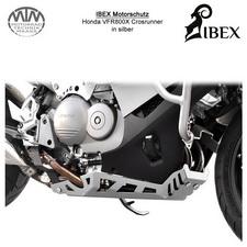 IBEX Motorschutz Honda VFR800X Crossrunner Silber