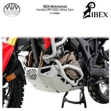 IBEX Motorschutz Honda CRF1000L Africa Twin silber
