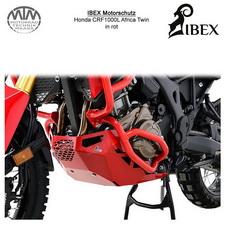 IBEX Motorschutz rot Honda CRF1000L Africa Twin
