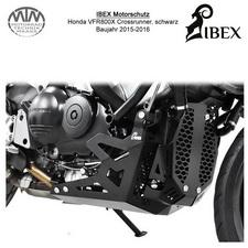 IBEX Motorschutz schwarz Honda VFR800X Crossrunner 15-16