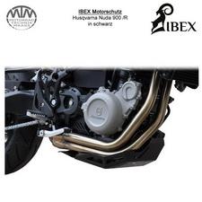 IBEX Motorschutz schwarz Husqvarna Nuda 900 / 900R