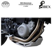 IBEX Motorschutz Husqvarna Nuda 900 / 900R silber