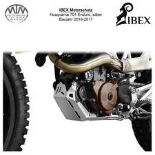 IBEX Motorschutz Husqvarna 701 Enduro 16-17 silber