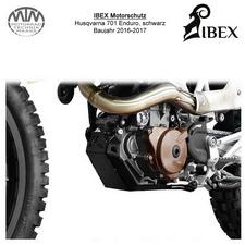 IBEX Motorschutz Husqvarna 701 Enduro 16-17 schwarz