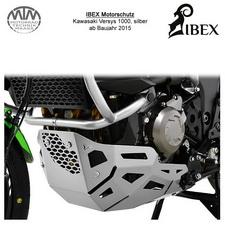IBEX Motorschutz silber Kawasaki Versys 1000 15-