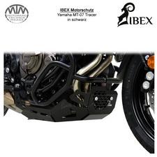 IBEX Motorschutz schwarz Yamaha MT-07 Tracer