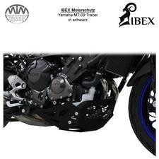 IBEX Motorschutz schwarz Yamaha MT-09 Tracer