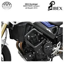 IBEX Sturzbügel BMW F800 R 2015- schwarz