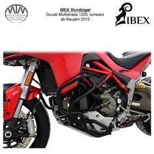 IBEX Sturzbügel Ducati Multistrada 1200 (15-) schwarz