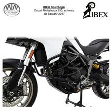 IBEX Sturzbügel Ducati Multistrada 950 (17-) schwarz