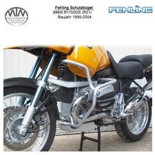 Fehling Schutzbügel für BMW R1150GS (R21) 1999-2004 in silber