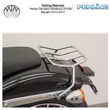 Fehling Rearrack für Harley Davidson Breakout (FXSB) 2013-2017