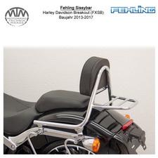 Fehling Sissybar für Harley Davidson Breakout (FXSB) 2013-2017