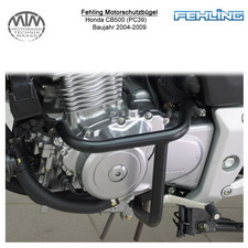 Fehling Motorschutzbügel für Honda CB500 (PC39) 2004-2009
