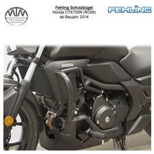 Fehling Schutzbügel für Honda CTX700N (RC68) 2014- in schwarz