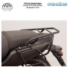 Fehling Gepäckträger für Honda CTX700N (RC68) 2014 in schwarz