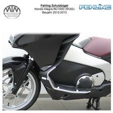 Fehling Schutzbügel Honda Integra NC700D (RC62) 2012-2013