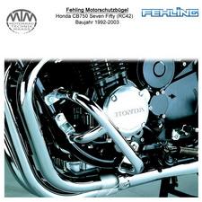 Fehling Motorschutzbügel für Honda CB750 Seven Fifty (RC42) 1992-2003