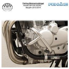 Fehling Motorschutzbügel für Honda CB1100 (SC65) 2013-2014