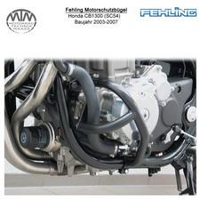 Fehling Motorschutzbügel für Honda CB1300 (SC54) 2003-2007 in schwarz