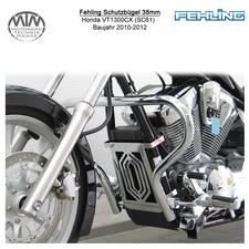 Fehling Schutzbügel 38mm für Honda VT1300CX (SC61) 2010-2012