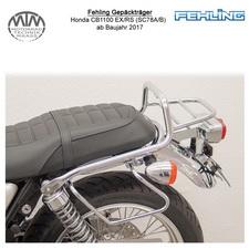 Fehling Gepäckträger für Honda CB1100EX (SC78A) + CB1100RS (SC78B) 2017-