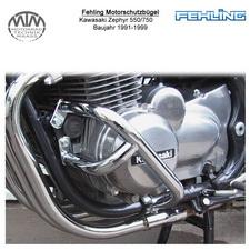 Fehling Motorschutzbügel für Kawasaki Zephyr 550/750 1991-1999