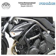 Fehling Motorschutzbügel für Kawasaki ER6 N/F 2009-2011 in schwarz