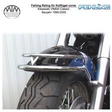 Fehling Reling für Kotflügel vorne für Kawasaki VN800 Classic 1996-2005