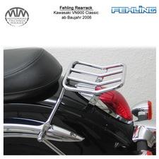 Fehling Rearrack für Kawasaki VN900 Classic 2006-