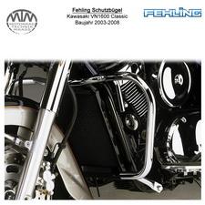 Fehling Schutzbügel 30mm für Kawasaki VN1600 Classic 2003-2008