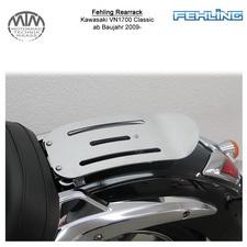 Fehling Rearrack aus Blech für Kawasaki VN1700 Classic 2009-