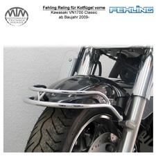 Fehling Reling für Kotflügel vorne für Kawasaki VN1700 Classic 2009-