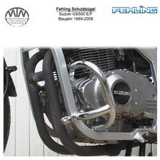 Fehling Motorschutzbügel für Suzuki GS500 E/F 1989-2008