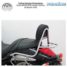 Fehling Sissybar Rückenlehne für Suzuki M1800 R/R2 Intruder (WVCA) 2006-