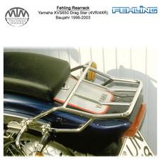 Fehling Rearrack für Yamaha XVS650 Drag Star (4VR/4XR) 1996-2003
