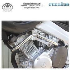 Fehling Schutzbügel für Yamaha TDM850 (3VD/4TX) 1991-2001