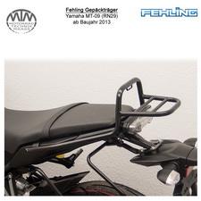 Fehling Gepäckträger für Yamaha MT-09 (RN29) 2013- in schwarz