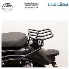 Fehling Rearrack für Yamaha XV950R 2014- in schwarz
