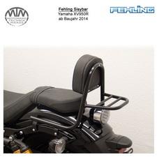 Fehling Sissybar für Yamaha XV950R 2014- in schwarz